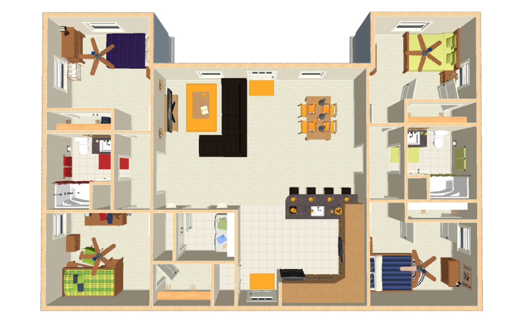 Apartments in new richmond wi floor plans - 4 bedroom apartments richmond va ...